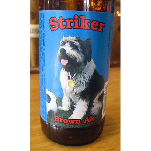 Cooperstown Brewing Co. – Striker Brown Ale