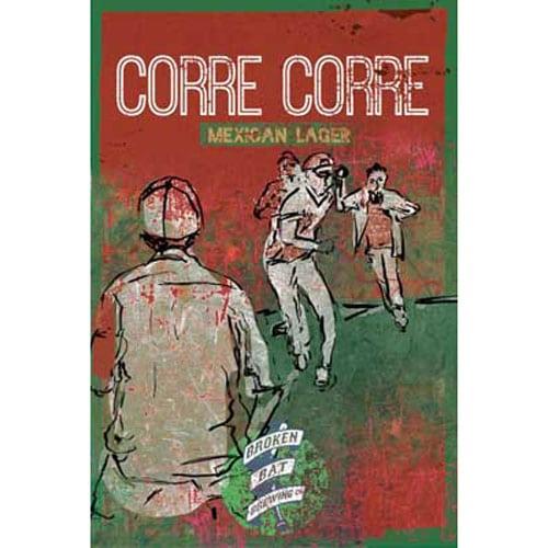 Corre Corre - Broken Bat Brewing Co.
