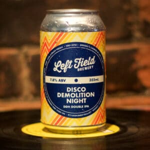 Disco Demolition Night - Left Field Brewery