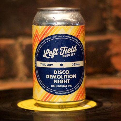 Disco Demolition Night - Left Field Brewery