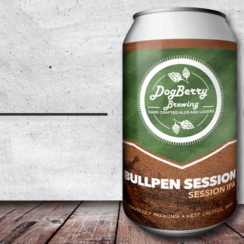 Bullpen Session - DogBerry Brewing