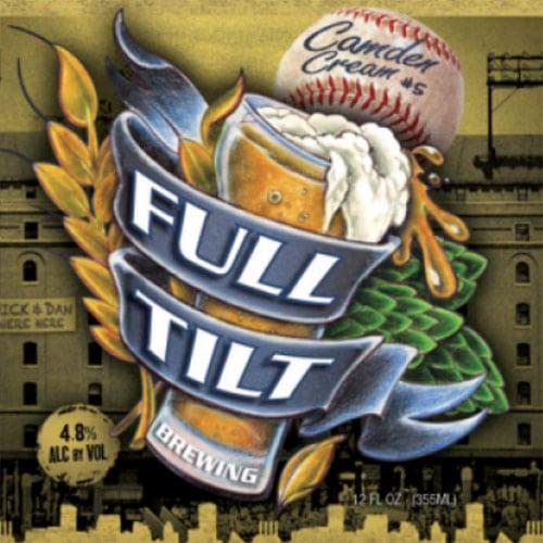 Camden Cream - Full Tilt Brewing