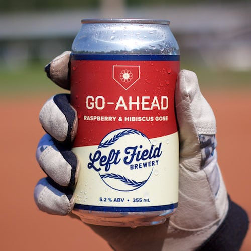 Go-Ahead - Left Field Brewery