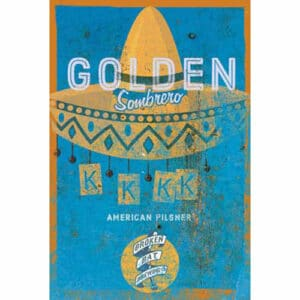 Golden Sombrero - Broken Bat Brewing Co.