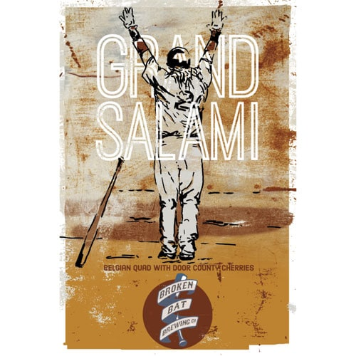 Grand Slam - Broken Bat Brewing Co.