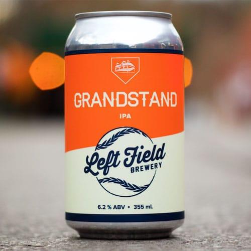 Grandstand - Left Field Brewery