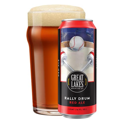 Rally Drum - Great Lakes Brewing Co.