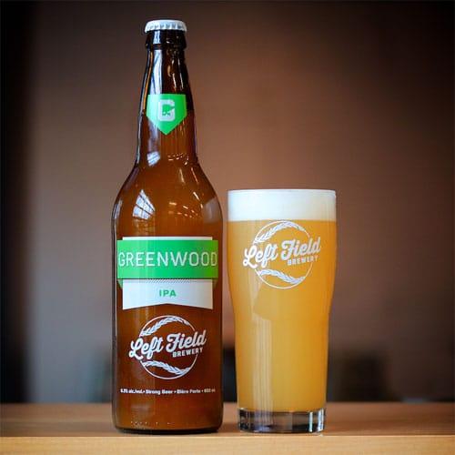 Greenwood - Left Field Brewery