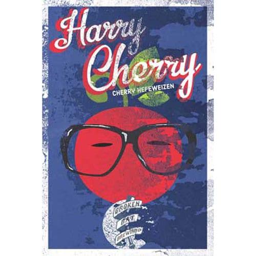 Harry Cherry - Broken Bat Brewing Co.