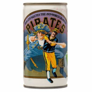 1979 Pittsburgh Pirates - Iron City Beer