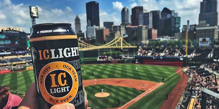 Iron City Beer - PNC Park