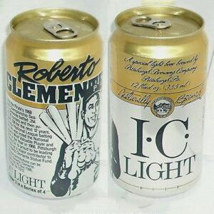 Roberto Clemente - I.C. Light Beer