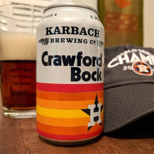 Crawford Bock - Karbach Brewing Co.