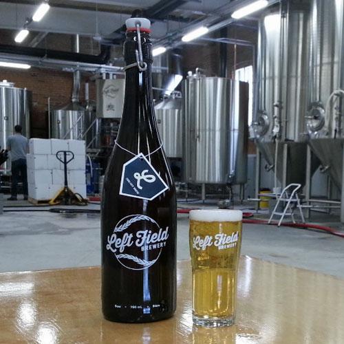 Lead-Off Single - Left Field Brewery