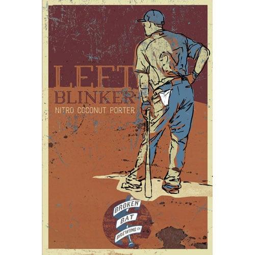 Left Blinker - Broken Bat Brewing Co.