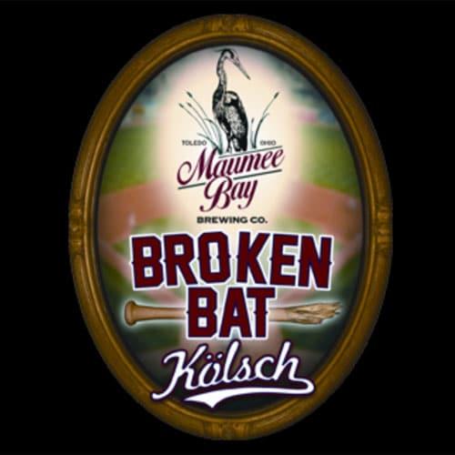 Broken Bat Kolsch - Maumee Bay Brewing Co.