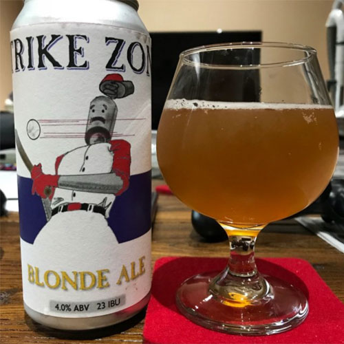 Strike Zone - Merrimack Ales