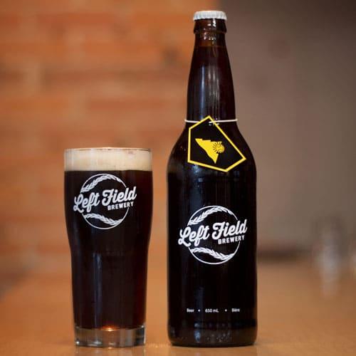 Midnight Sun Game - Left Field Brewery