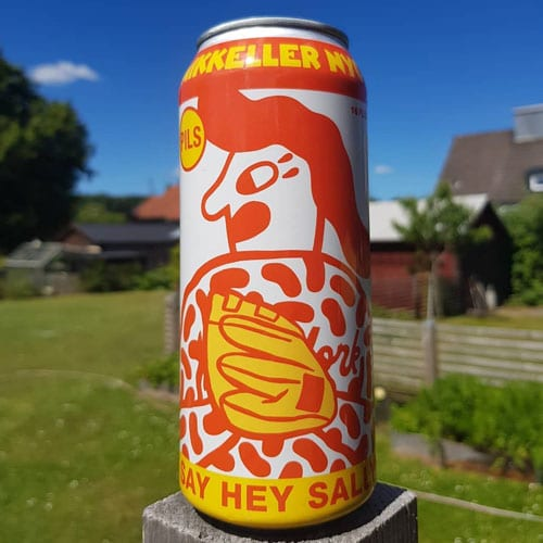 Say Hey Sally - Mikkeller