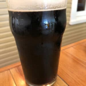 Rain Delay Dark Ale - The Mitten Brewing Co.
