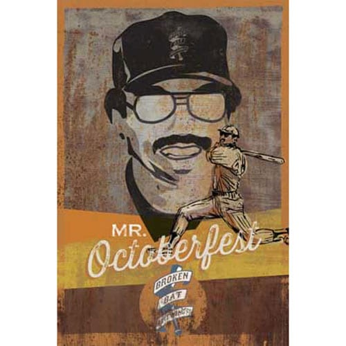 Mr. Octoberfest - Broken Bat Brewing Co.