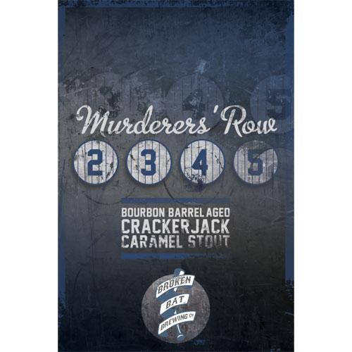 Murderers' Row - Broken Bat Brewing Co.