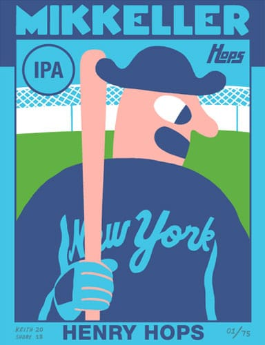 Henry Hops New York | Mikkeller Beer