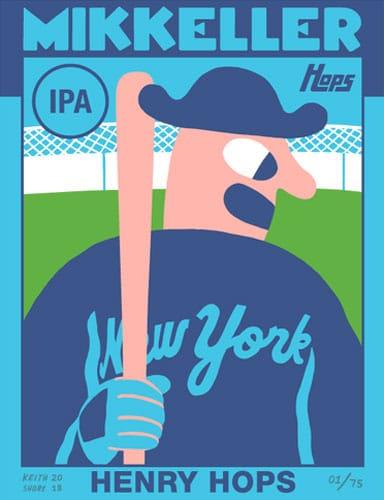 Henry Hops New York   Mikkeller Beer