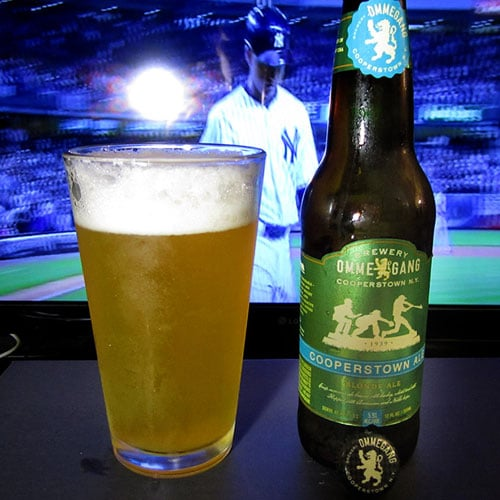 Cooperstown Ale - Ommegang Brewery