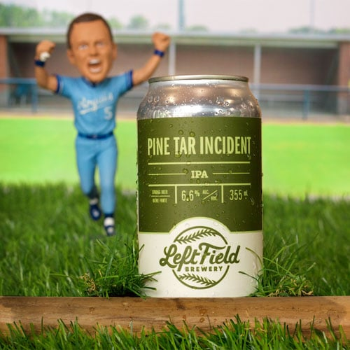Pine Tar Incident - Left Field Brewery