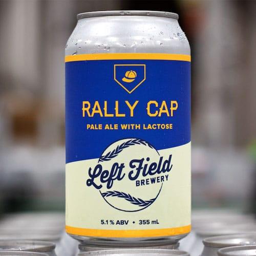 Rally Cap - Left Field Brewery
