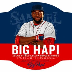 Big Hapi - Samuel Adams