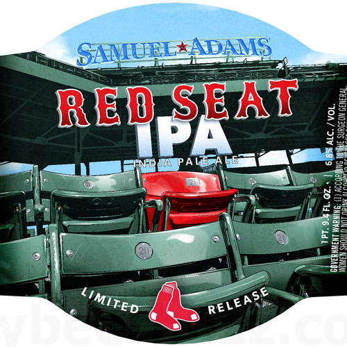 Red Seat IPA - Samuel Adams