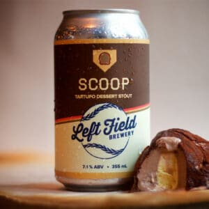 Scoop - Left Field Brewery