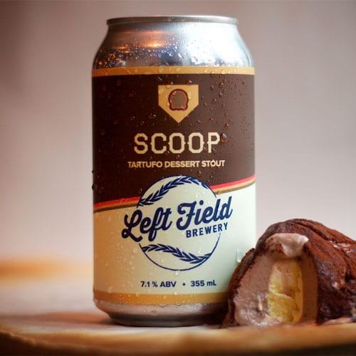 Scoop - Left Field Brewery