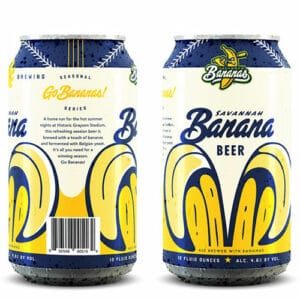Savannah Banana Ale - Service Bewing