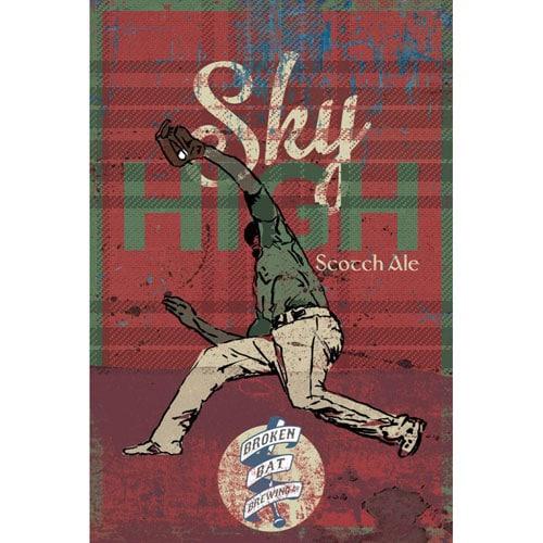 Sky High - Broken Bat Brewing Co.