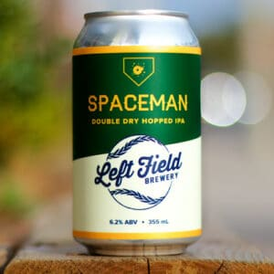 Spaceman - Left Field Brewery