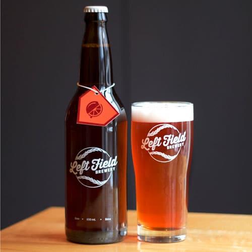 Squeeze Play Blood Orange Tart Cherry - Left Field Brewery
