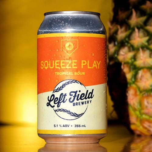Squeeze Play Tropical - Left Field Brewery