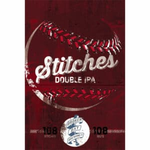 Stitches - Broken Bat Brewing Co.