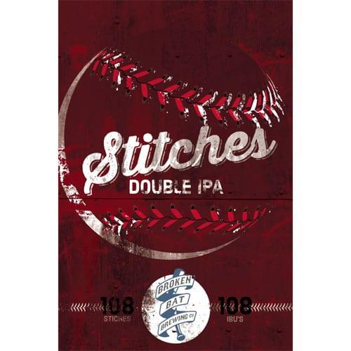 Stitches - Broken Bat Brewing Co.