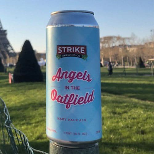 Angels in the Oatfield - Strike Brewing Co.
