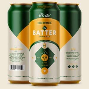 Batter - Strike Brewing Co.