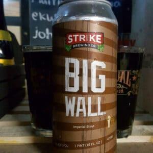 Big Wall - Strike Brewing Co.