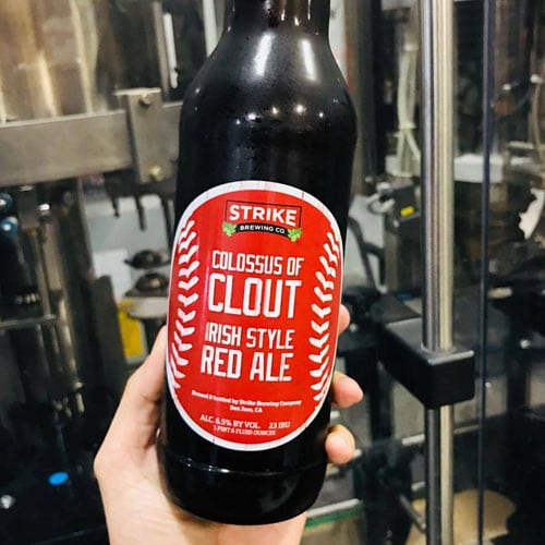 Colossus of Clout - Strike Brewing Co.