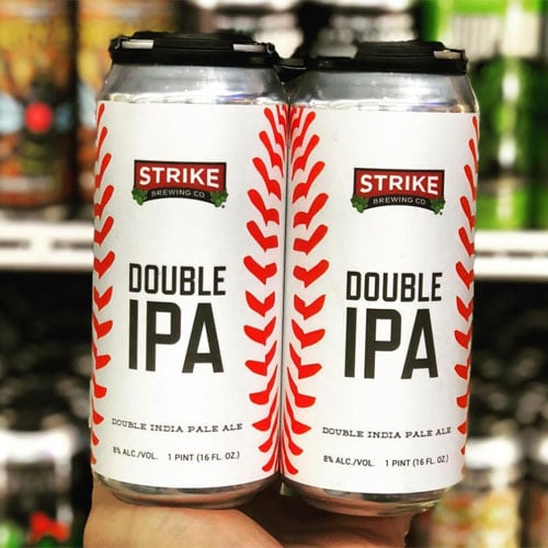 Double IPA - Strike Brewing Co.