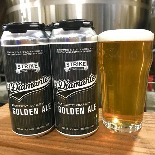 El Diamonte - Strike Brewing Co.