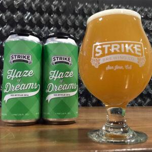 Haze of Dreams - Strike Brewing Co.