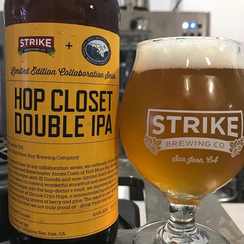 Hop Closet - Strike Brewing Co.